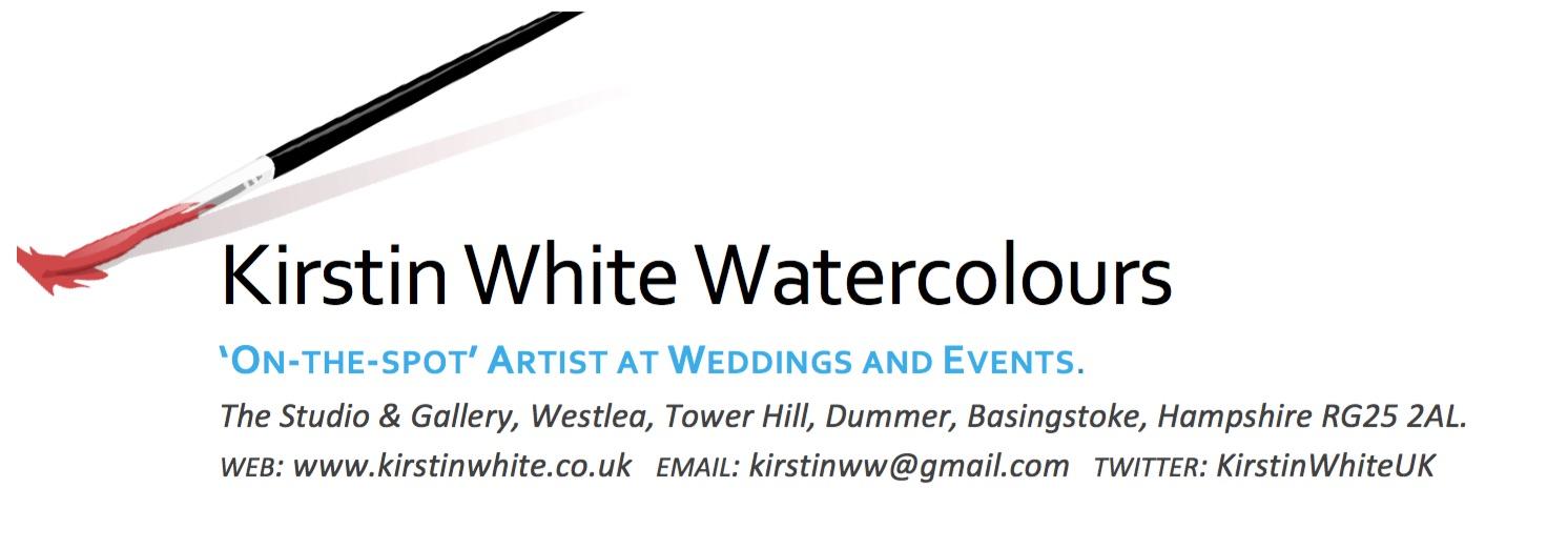 Kirstin White Logo