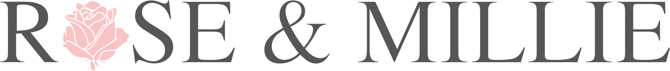 Rose & Millie Logo
